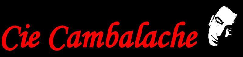 Logo cambalache noir web